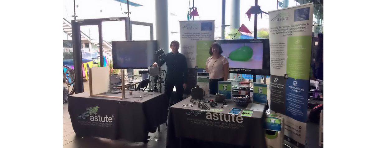 ASTUTE 2020 Innovative & Experimental Capabilities Showcased
