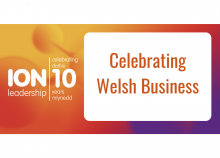 ION Leadership: Celebrating Welsh Business