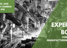 Expertise Boost for the Manufacturing Industry Event