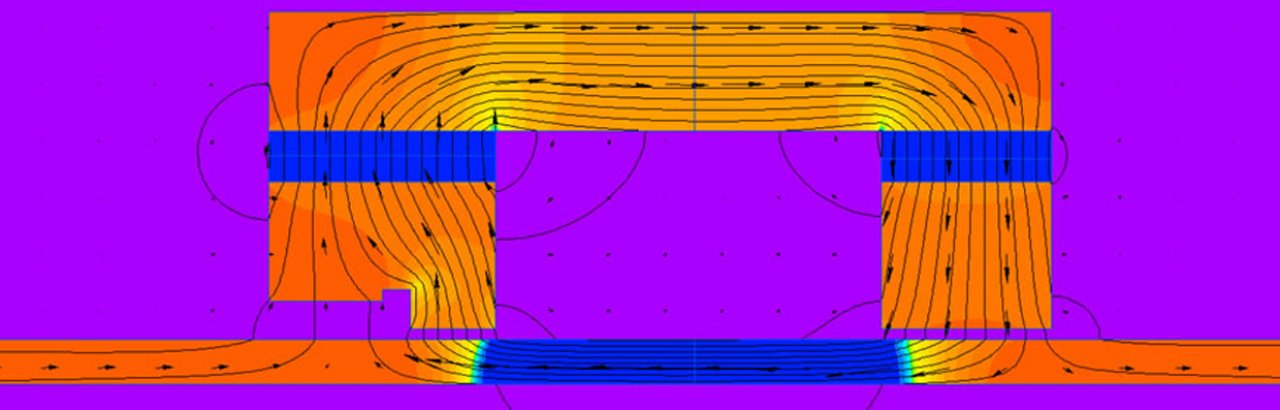 Image: Finite Element Investigation into New Magnetic Flux Leakage Inspection Tools