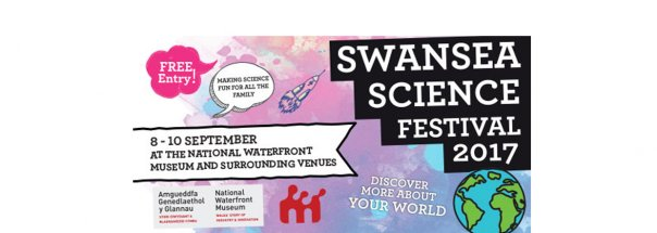 Image: Swansea Science Festival 2017