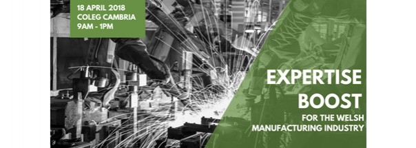 Image: Expertise Boost for the Manufacturing Industry Event