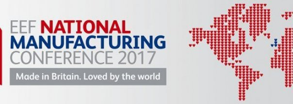 Image: EEF National Manufacturing Conference 2017